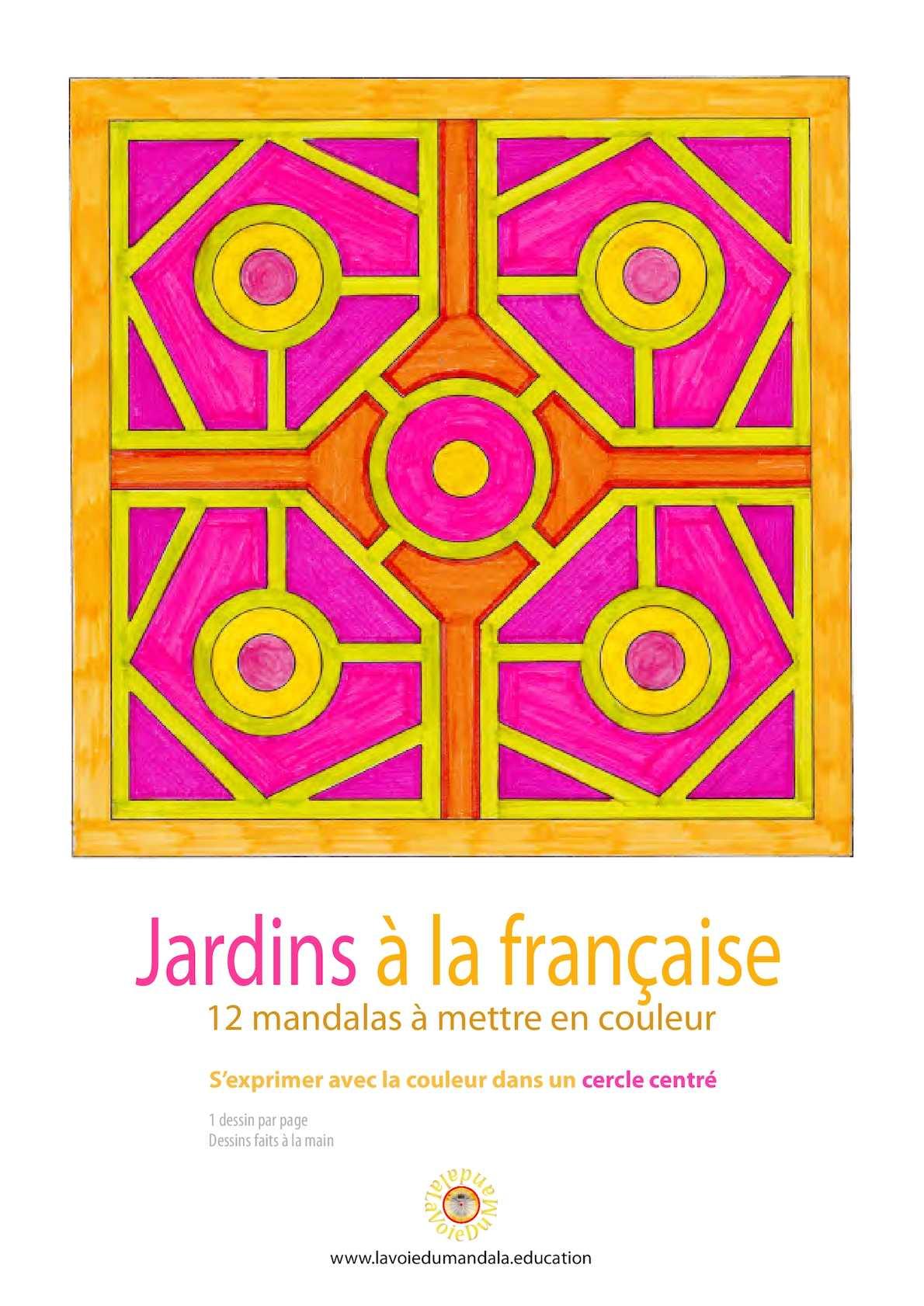 Un Jardin à La Française : jardin, française, Calaméo, Jardins, Française