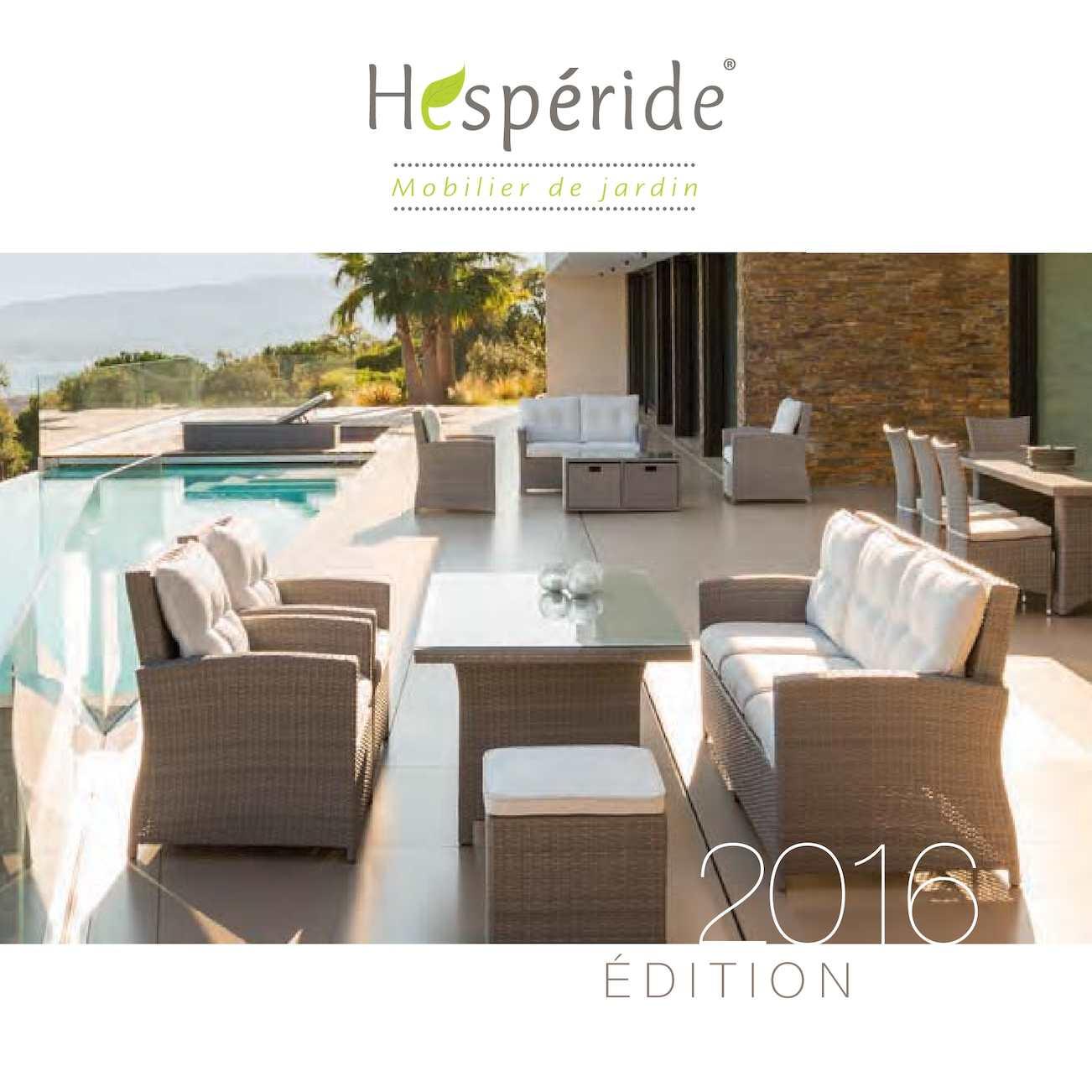 Parasol Terrasse Hesperide