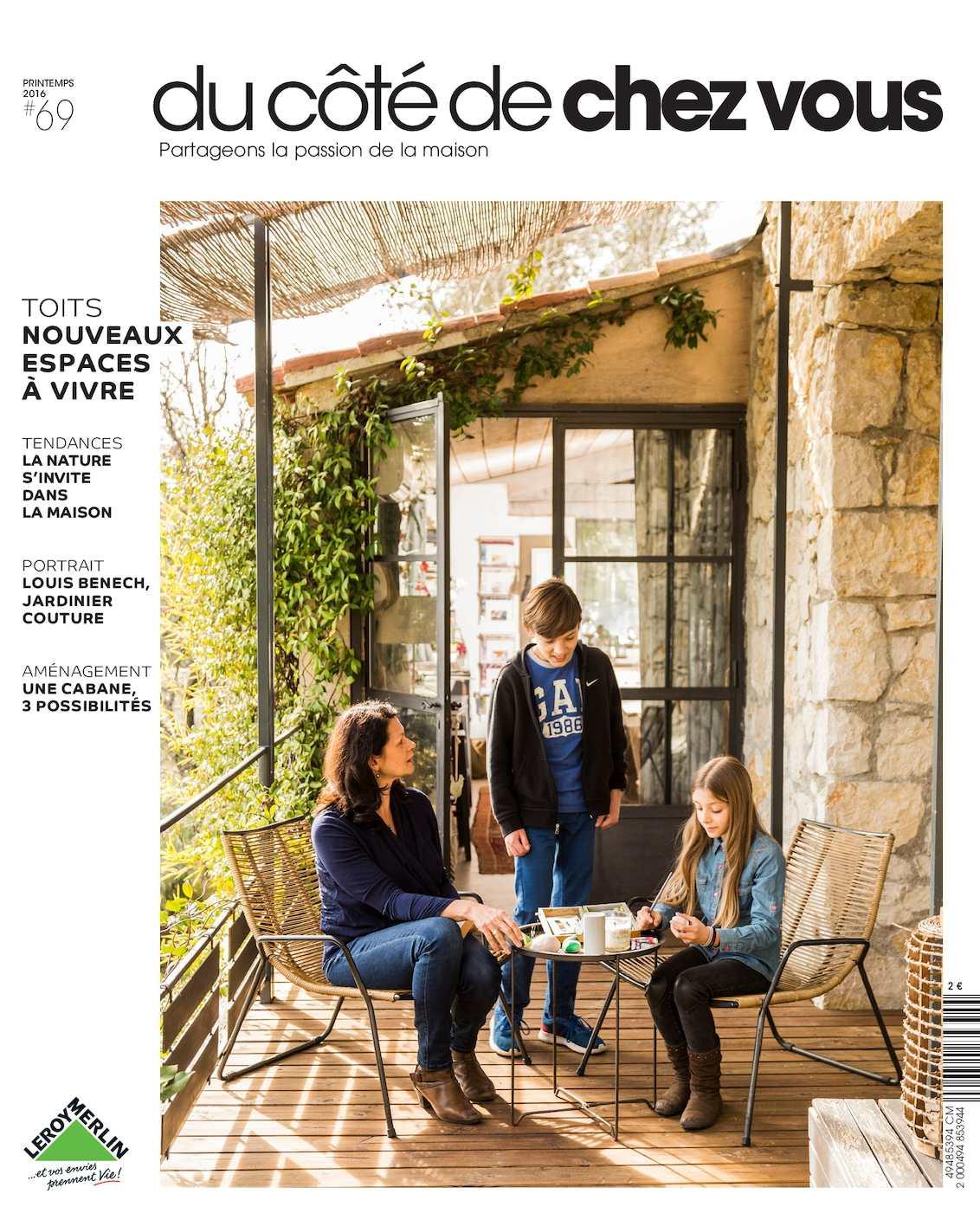 Du Côté de Chez Vous, Alain Demarquette Architecte
