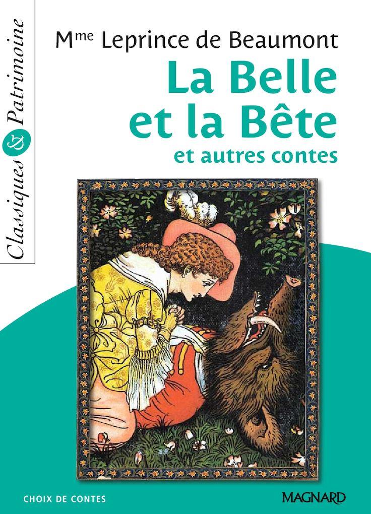 La Belle Et La Bête Et Autres Contes : belle, bête, autres, contes, Calaméo, EXTRAIT, BELLE, BÊTE, LEPRINCE, BEAUMONT