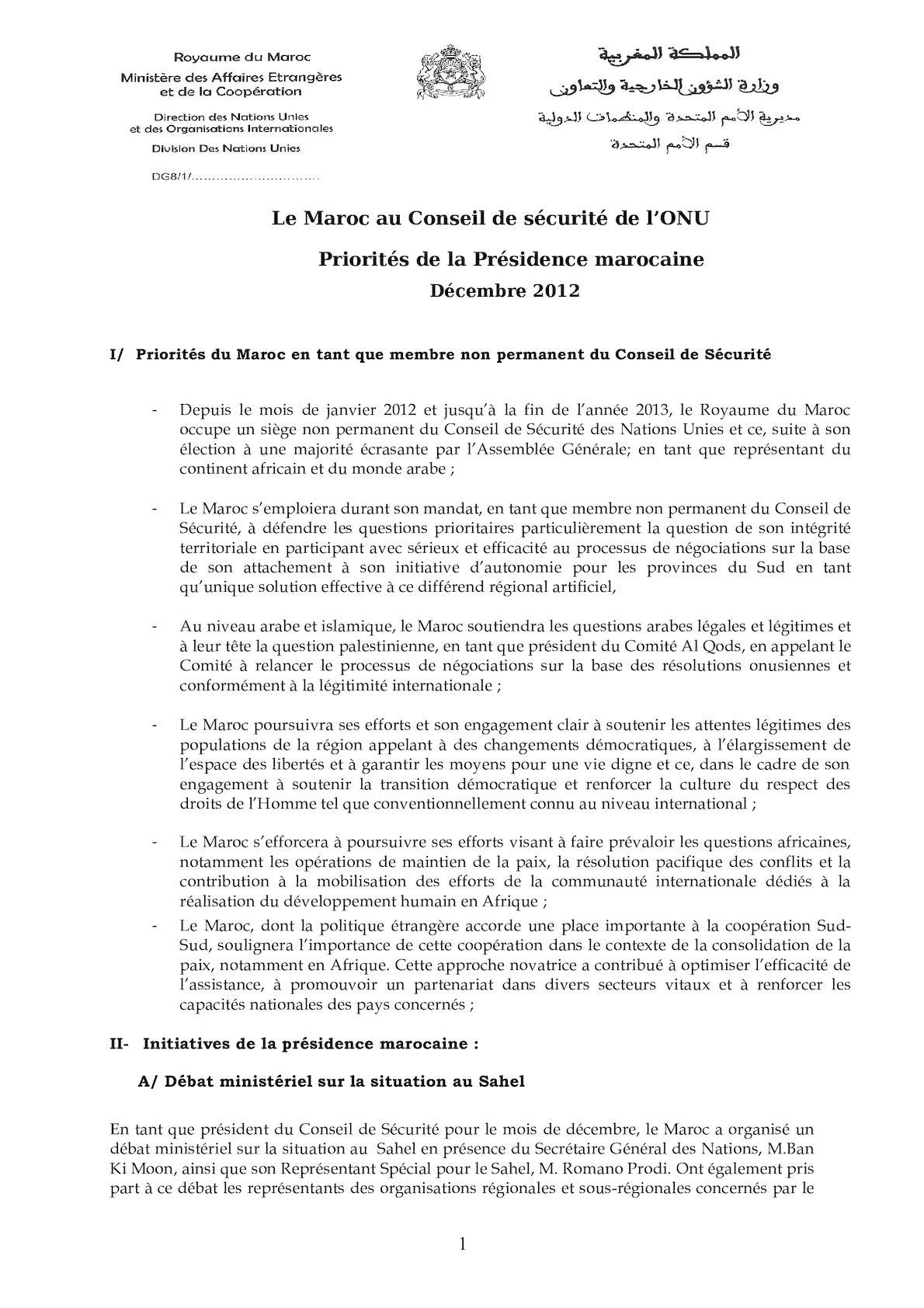 398bb0d5ec35 Priorités De La Présidence Marocaine Ii Calameo Downloader