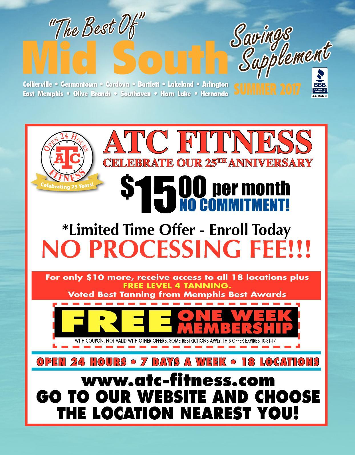Atc Fitness Bartlett : fitness, bartlett, Calaméo, Digital