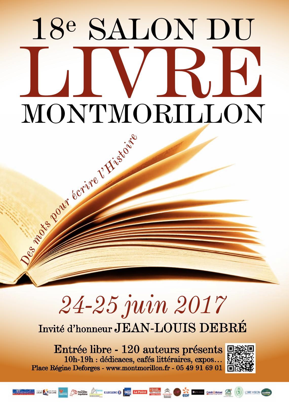 Le Temps Des Livres Montmorillon : temps, livres, montmorillon, Calaméo, SALON, LIVRE, MONTMORILLON