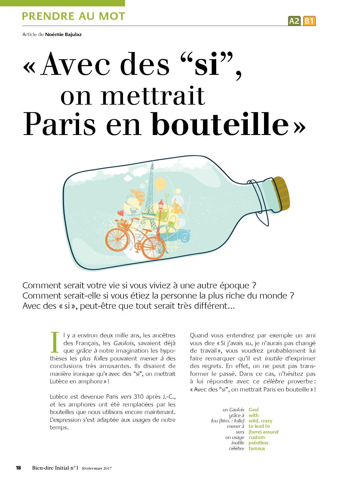 Avec Des Si On Mettrait Paris En Bouteille : mettrait, paris, bouteille, CALAMEO, Downloader
