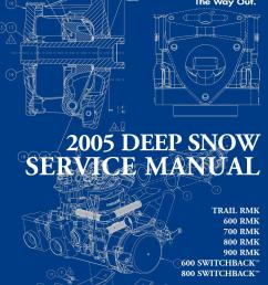 2005 polaris 900 rmk 151 snowmobile service repair manual [ 1249 x 1599 Pixel ]