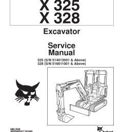 calam o bobcat 325 compact excavator service repair manual sn bobcat 325 parts diagram [ 1232 x 1594 Pixel ]