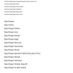 Harga Baja Ringan 2017 Depok Calameo Distributor Surabaya Tlp 0821 3233 9545