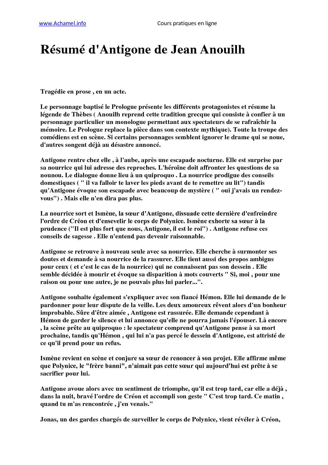 Qu Est Ce Qu Un Monologue : monologue, Calaméo, Achamel