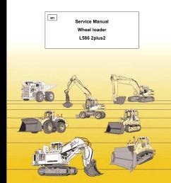 liebherr l586 2plus2 wheel loader service repair manual [ 1124 x 1590 Pixel ]