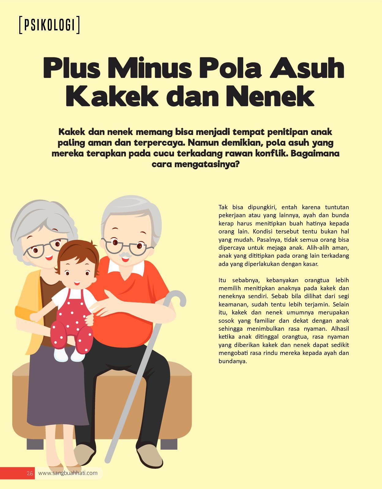 Kata Kata Buat Nenek Tersayang : nenek, tersayang, Mutiara, Nenek