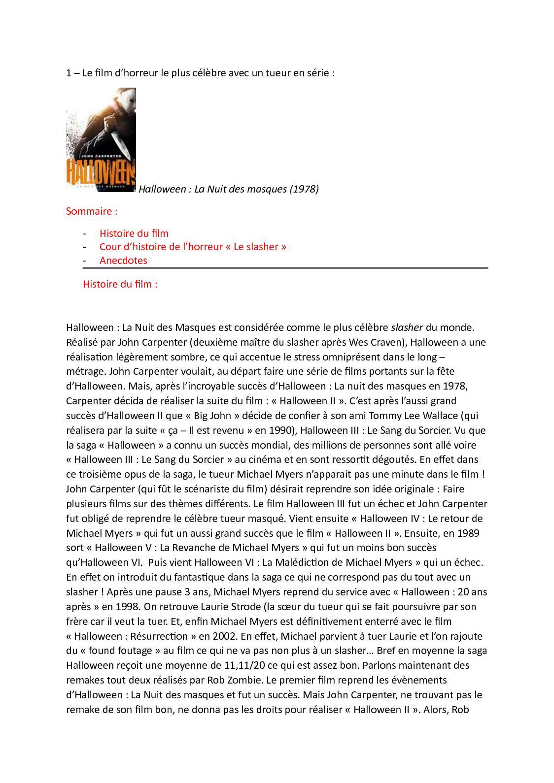 Histoire D Horreur A Raconter : histoire, horreur, raconter, Calaméo, D'horreur, Célèbre, Tueur, Série
