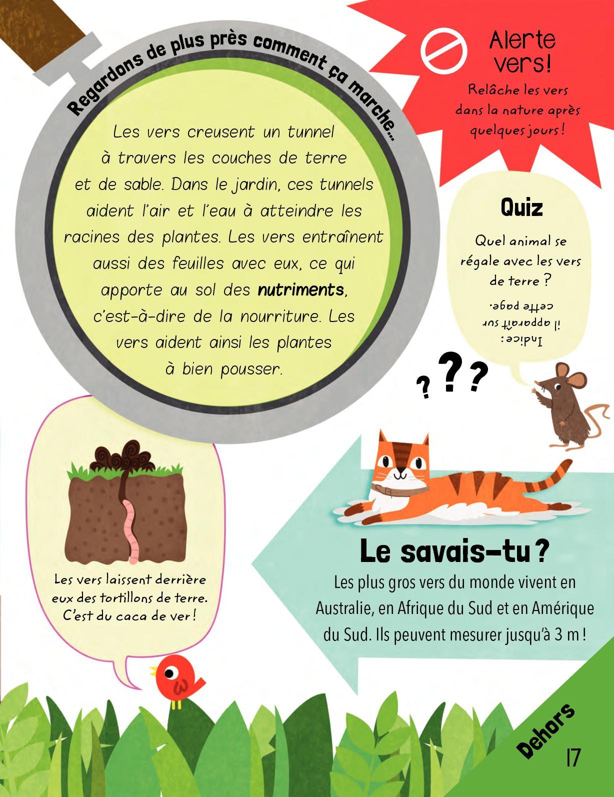 Quiz Quel Animal Es Tu : animal, Comment, Marche, CALAMEO, Downloader