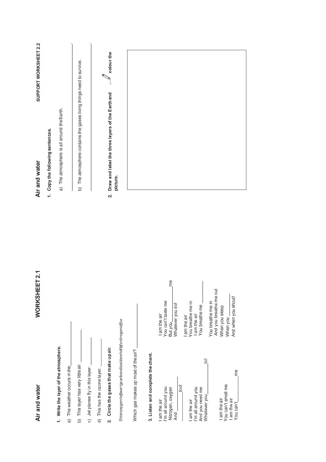 31 Label The Layers Of The Earth Worksheet