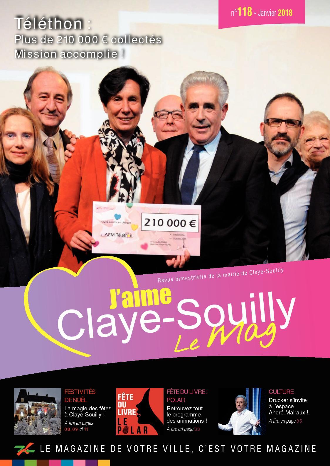Calameo J Aime Claye Souilly N 118