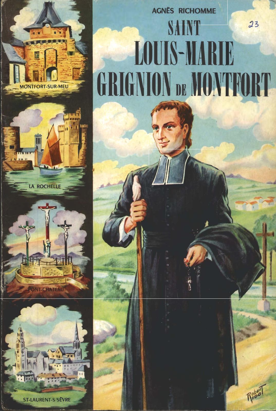 Saint Louis Marie Grignion De Montfort : saint, louis, marie, grignion, montfort, Calaméo, Saint, Louis, Marie, Grignion, Montfort