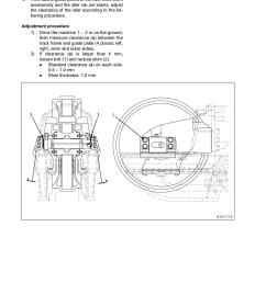 case 850g dozer idler wheel diagram [ 1124 x 1590 Pixel ]