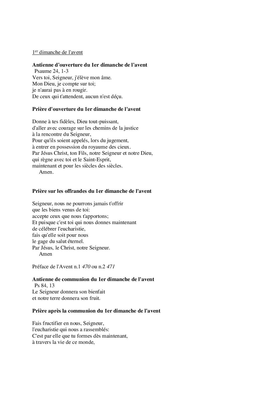 Messe Pour Le Temps De L'avent Partition : messe, temps, l'avent, partition, Calaméo, Missel, Romain