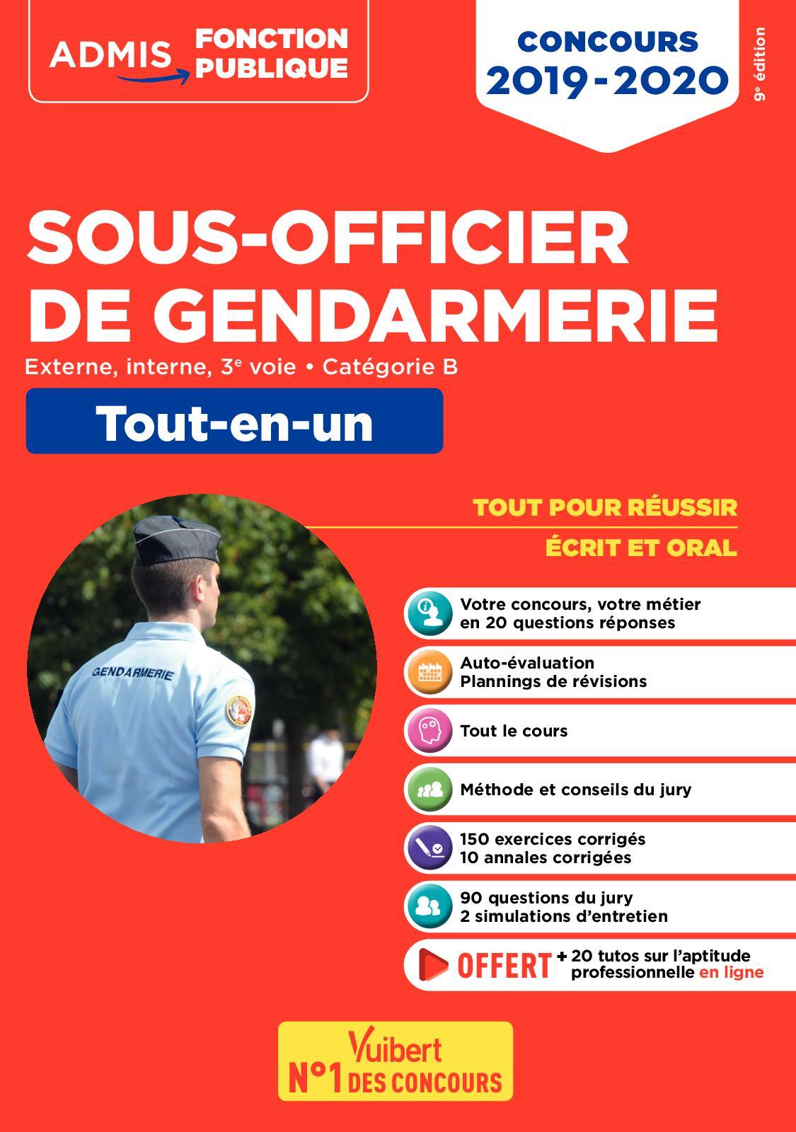 Concours Sous Officier Gendarmerie Septembre 2016 : concours, officier, gendarmerie, septembre, Calaméo, Extrait, Concours, Sous-officier, Gendarmerie, Catégorie, Tout-en-un