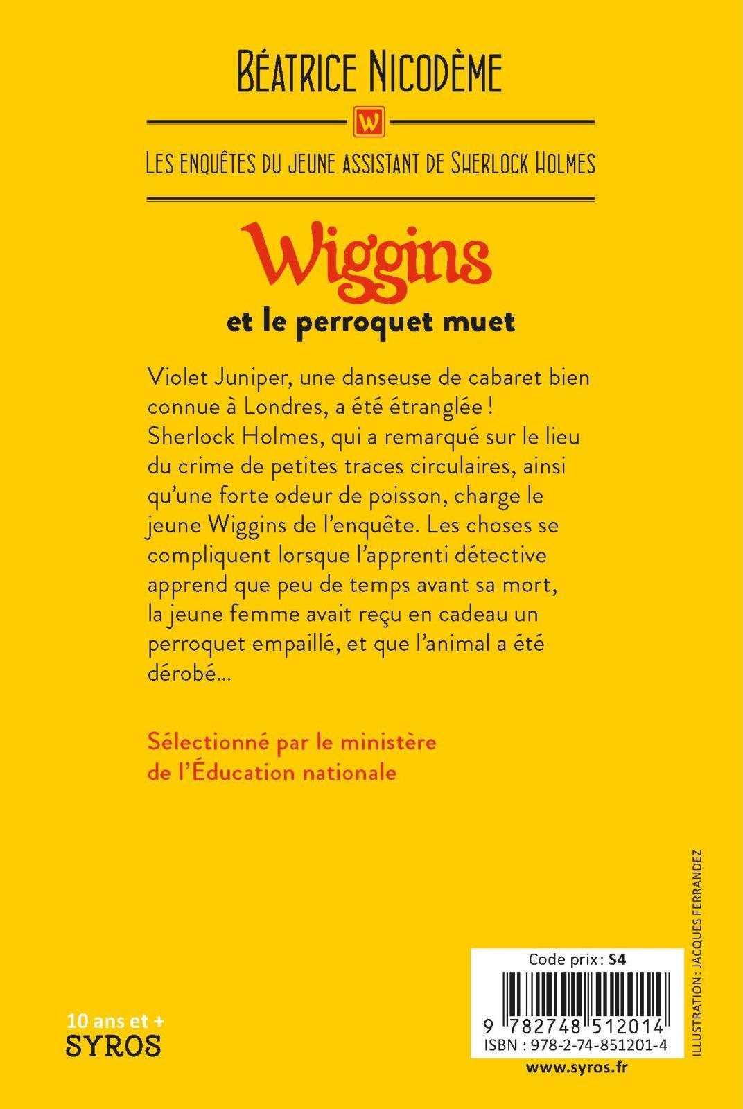 Wiggins Et Le Perroquet Muet : wiggins, perroquet, Wiggins, Perroquet, CALAMEO, Downloader