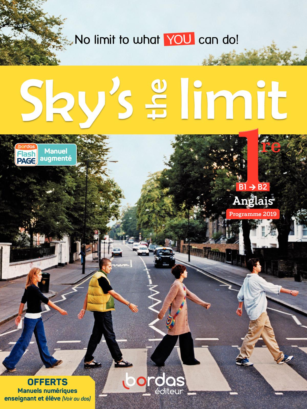 Calameo Sky S The Limit 1re