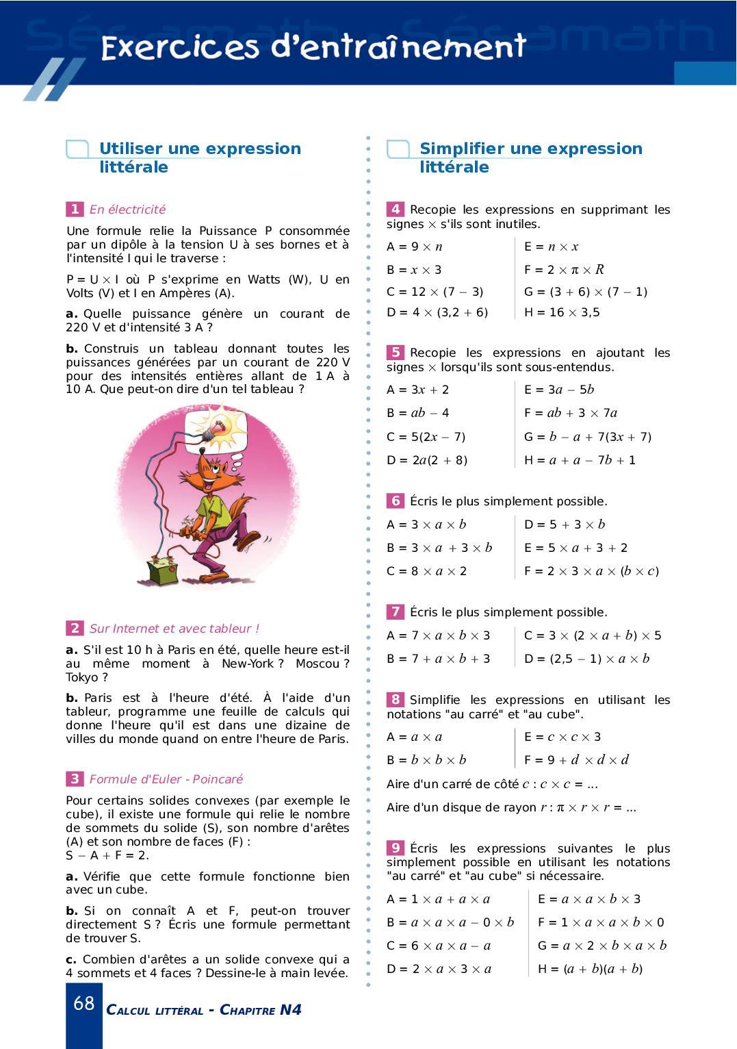 Combien De Signes Par Page : combien, signes, Manuel, Sesamath, (2010), CALAMEO, Downloader