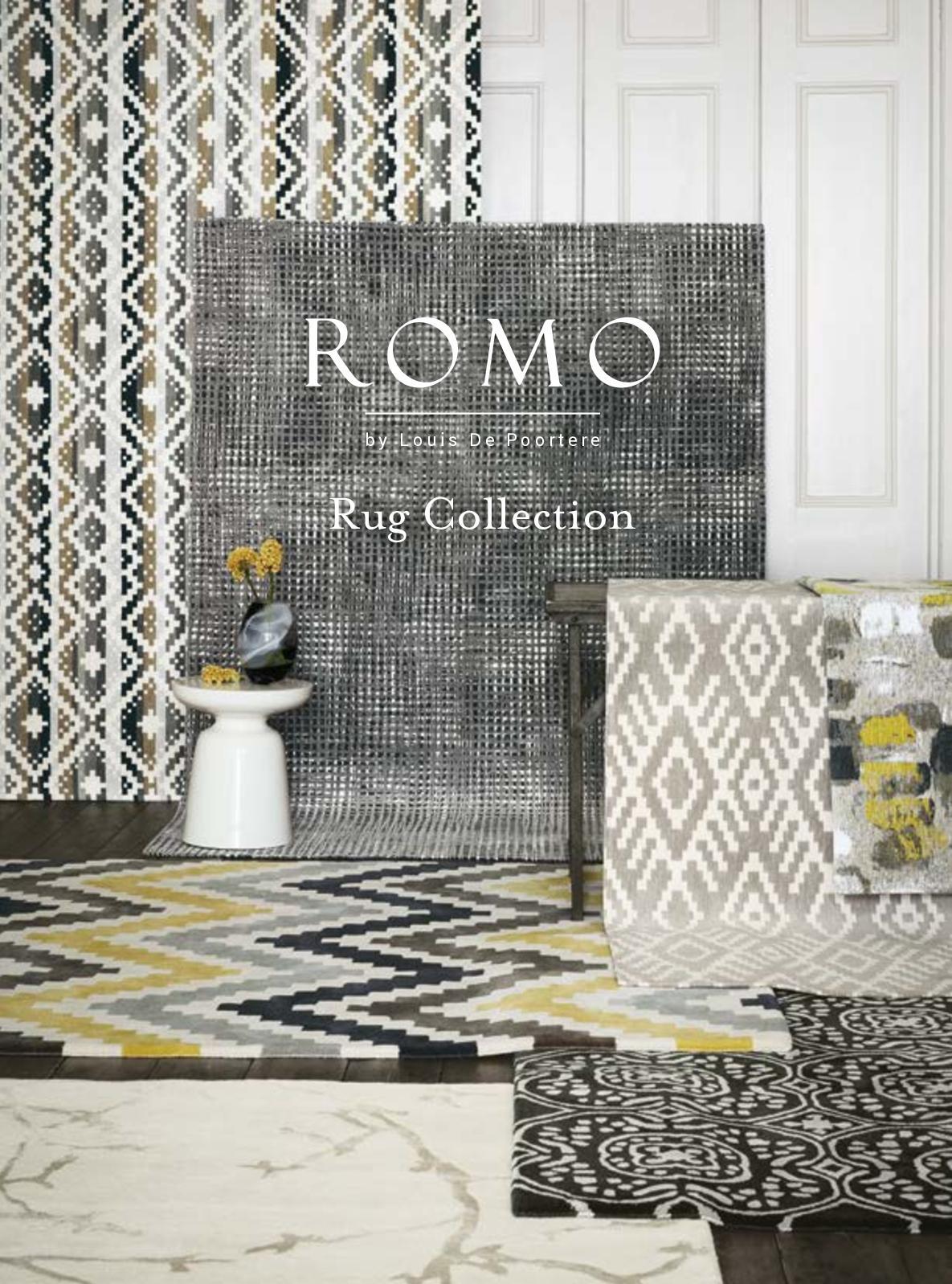 calameo catalogue tapis romo