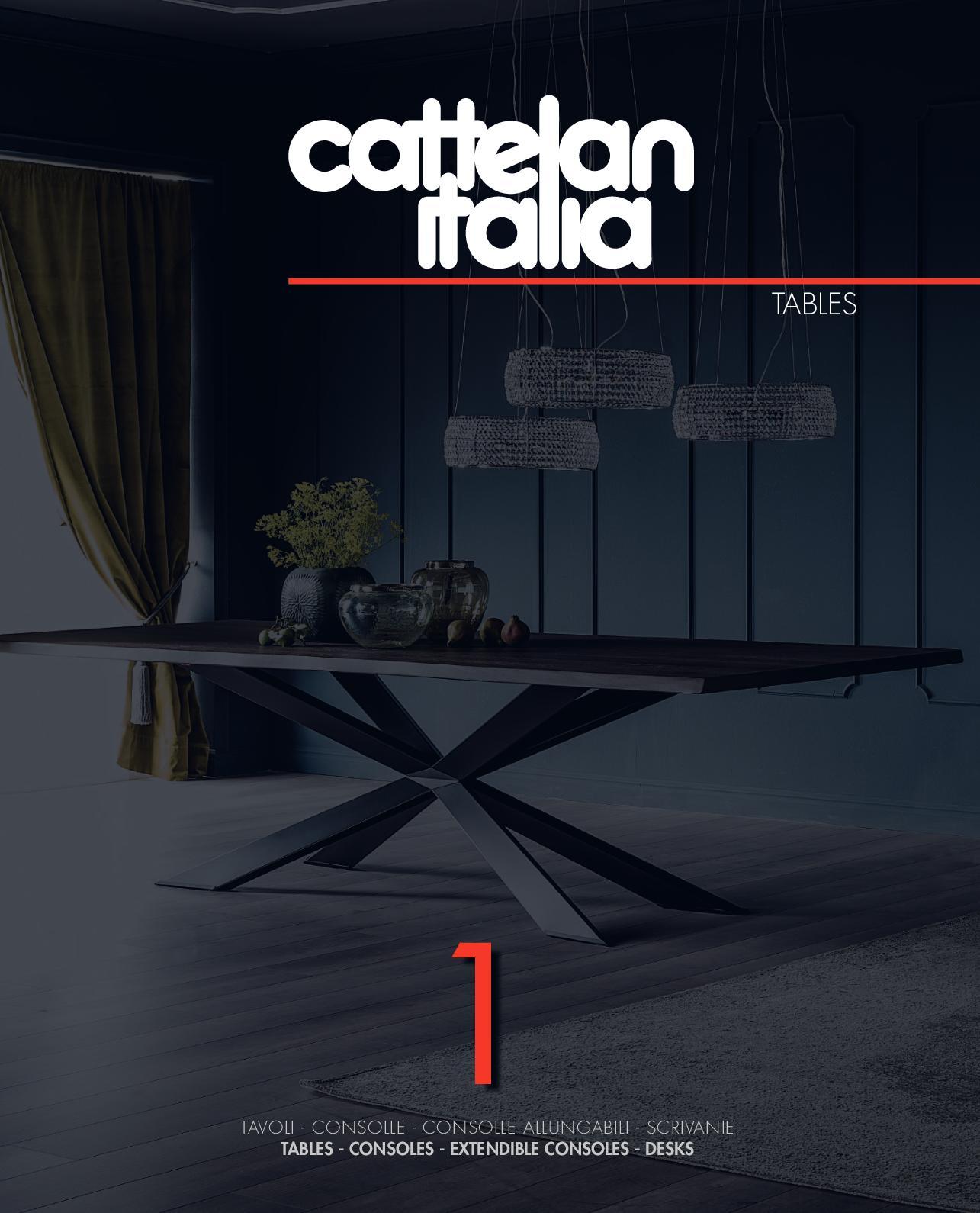 Calaméo Cattelan Italia Tables