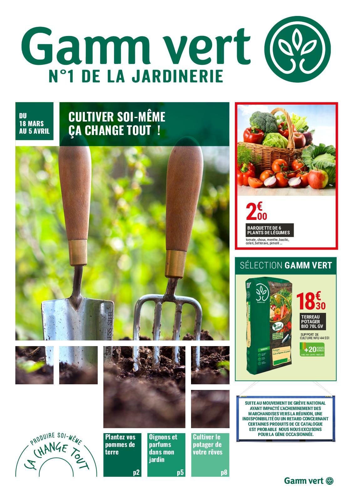 calameo catalogue gamm vert mars 2020