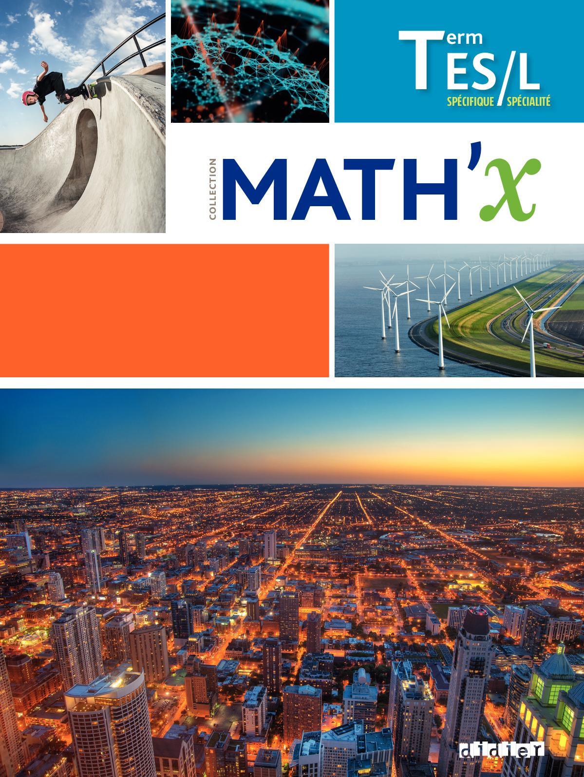 Math'x Terminale S Spécialité Corrigé : math'x, terminale, spécialité, corrigé, Calaméo, Math', Math'x, Specialite