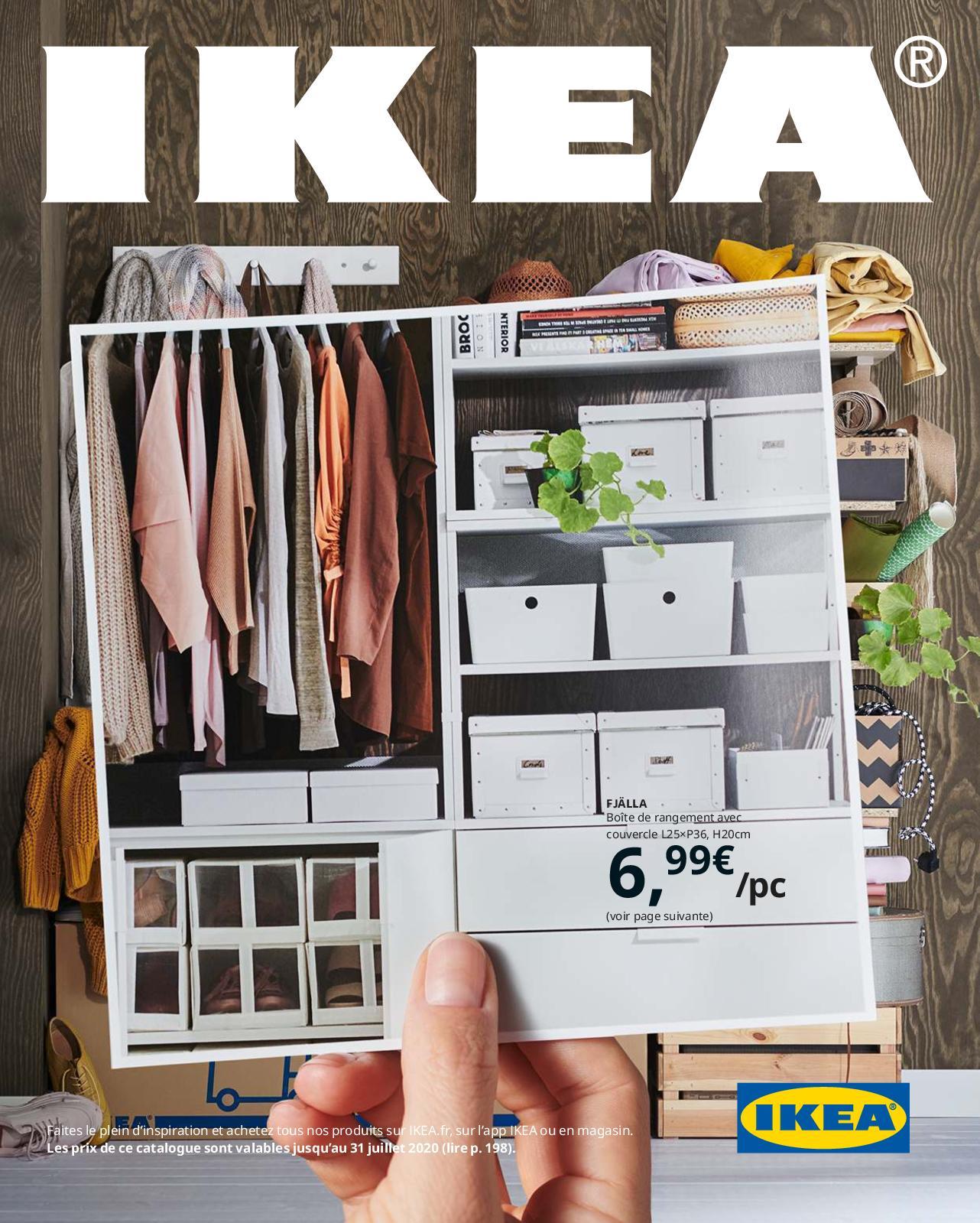 Calameo Catalogue Ikea 2020
