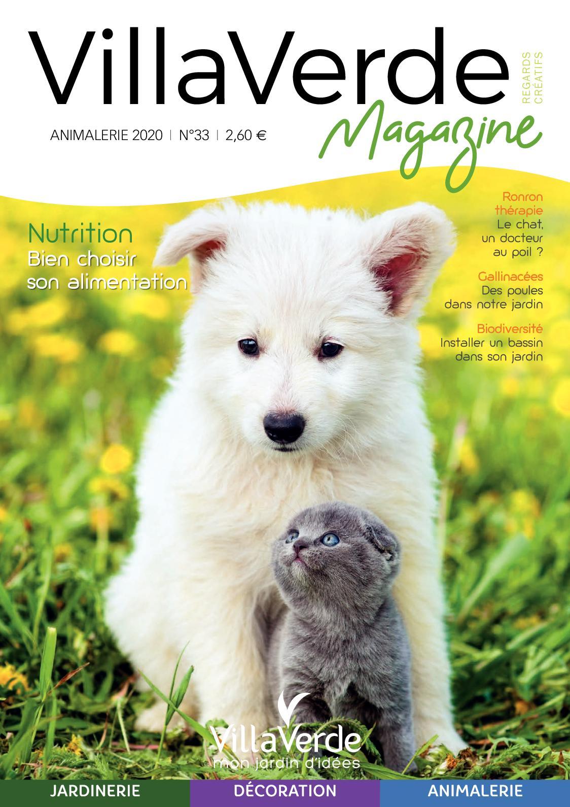 magazine villaverde animalerie 2020