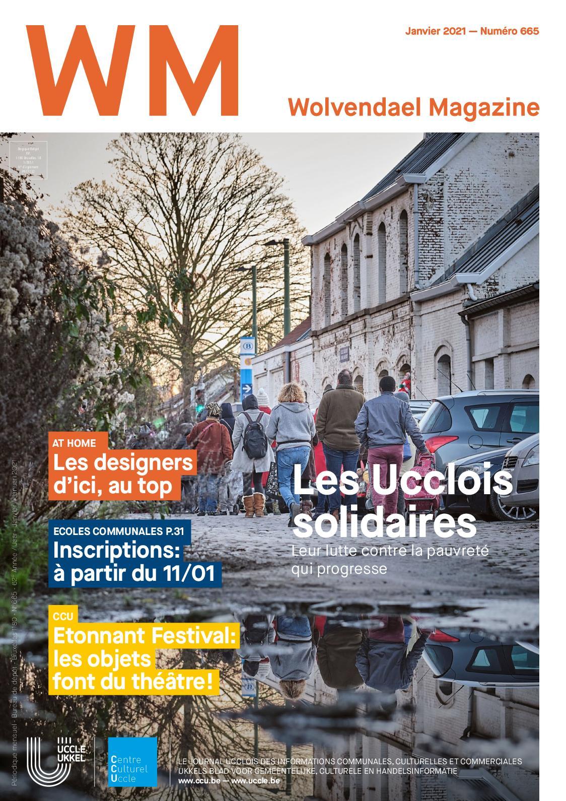 Amour Gloire Et Beauté 7851 : amour, gloire, beauté, Calaméo, Wolvendael, Magazine, Janvier