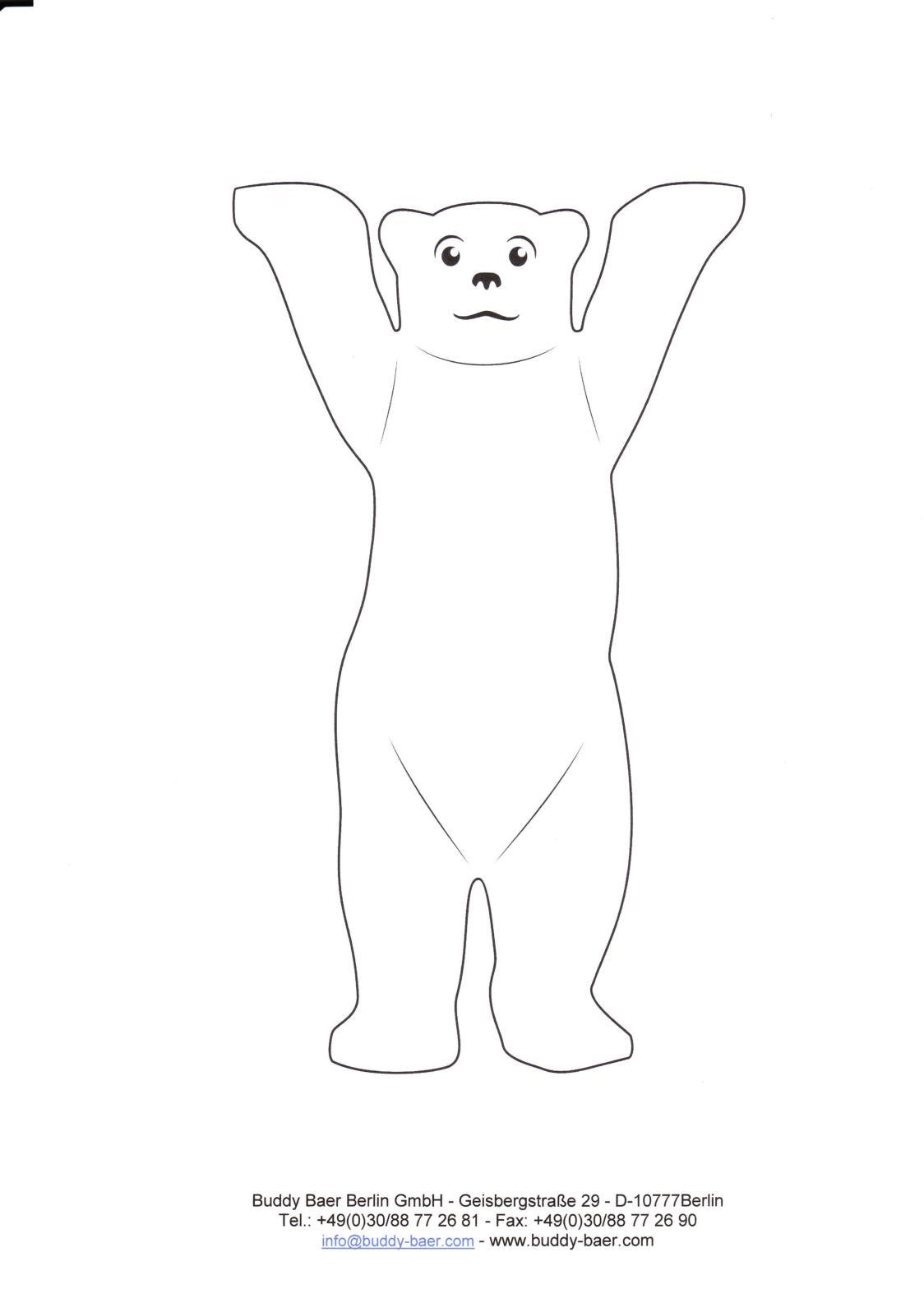 Calaméo - Malvorlage Buddy Bär