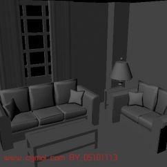 Chairs For Kitchen Honest Force 室内场景,maya模型_室内家具_室内模型_3d模型免费下载_摩尔网