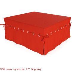 Round Black Kitchen Table Vineyard Decor 红色沙发凳,凳子3d模型_室内家具_室内模型_3d模型免费下载_摩尔网