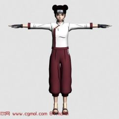 Kitchen Machine Ventilator 动漫火影忍者中的忍具忍者天天的3d模型_卡通角色_动画角色_3d模型免费下载_摩尔网