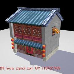 Kitchen Bars For Sale Cabinet Refacing Cost 赌坊,赌场,古楼,建筑,古代室外场景maya3d模型_古代场景_场景模型_3d模型免费下载_摩尔网