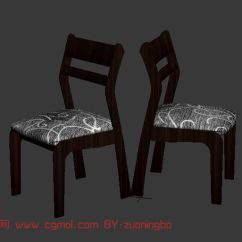Kitchen Stool Laminate 北欧风格餐椅,室内家具max3d模型_室内家具_室内模型_3d模型免费下载_摩尔网