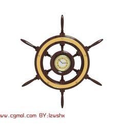 Black Kitchen Table And Chairs Play Wooden 船舵,室内装饰max模型_其他_室内模型_3d模型免费下载_摩尔网