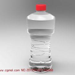 Kitchen Bulbs Inexpensive Island 矿泉水瓶3d模型_其他_室内模型_3d模型,3d素材免费下载_摩尔网