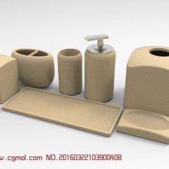 Banquette Kitchen Metal Rack 砂岩材质卫浴套件,纸巾盒,卫浴厨房,室内模型,3d模型下载,3d模型网,maya模型免费下载,摩尔网