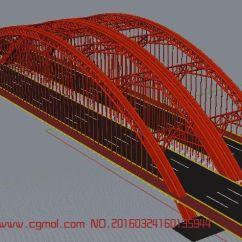 Kitchen Trash Bin Navy Blue Decor 犀牛桥梁设计模型,基础设施,建筑模型,3d模型下载,3d模型网,maya模型免费下载,摩尔网