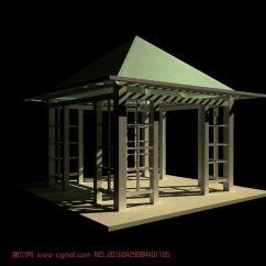 Outdoors Kitchen Country Rugs 现代玻璃亭子,其他建筑,建筑模型,3d模型下载,3d模型网,maya模型免费下载,摩尔网