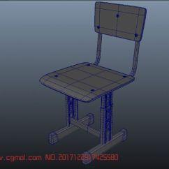 Modern Kitchen Stools Discount Cabinets Jacksonville Fl 精细的凳子,室内家具,室内模型,3d模型下载,3d模型网,maya模型免费下载,摩尔网