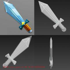 Kitchen Lanterns Table Lighting Fixtures Q版武器——剑白模,古代场景,场景模型,3d模型下载,3d模型网,maya模型免费下载,摩尔网