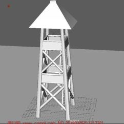Kitchen Trolley Cart Stonewall Com 哨塔,岗哨maya模型,其他,军事模型,3d模型下载,3d模型网,maya模型免费下载,摩尔网