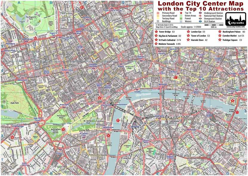 Az Street Map Of London.London City Map