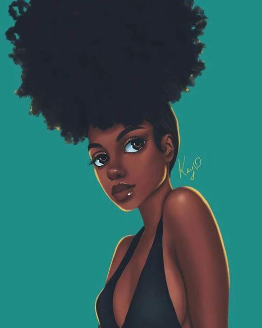Melanin Black Girl Magic And Drawing Image 6040660 On Favim Com