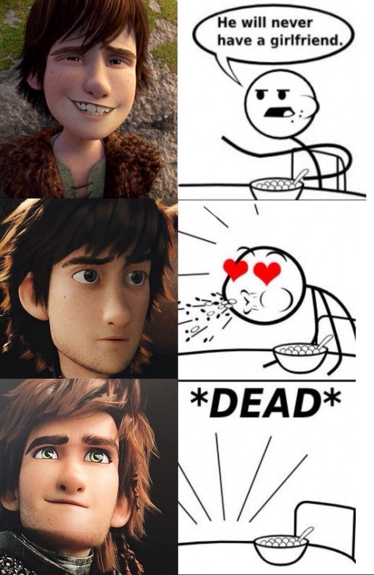 Httyd3 Lightfury Hiccup And Toothless Image 6286561 On Favim Com