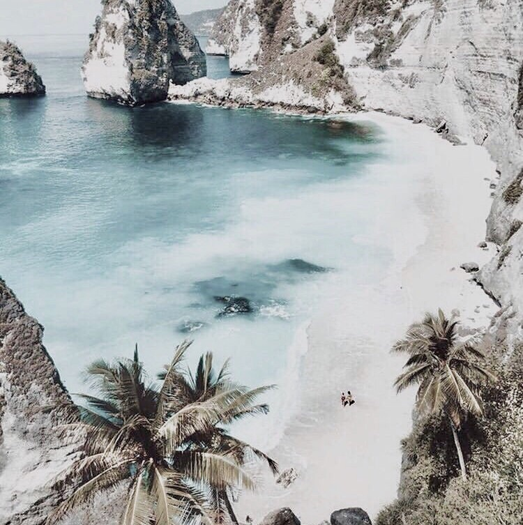 Aesthetic Vacation Blue Theme And Inspo Image 6731825 On Favim Com